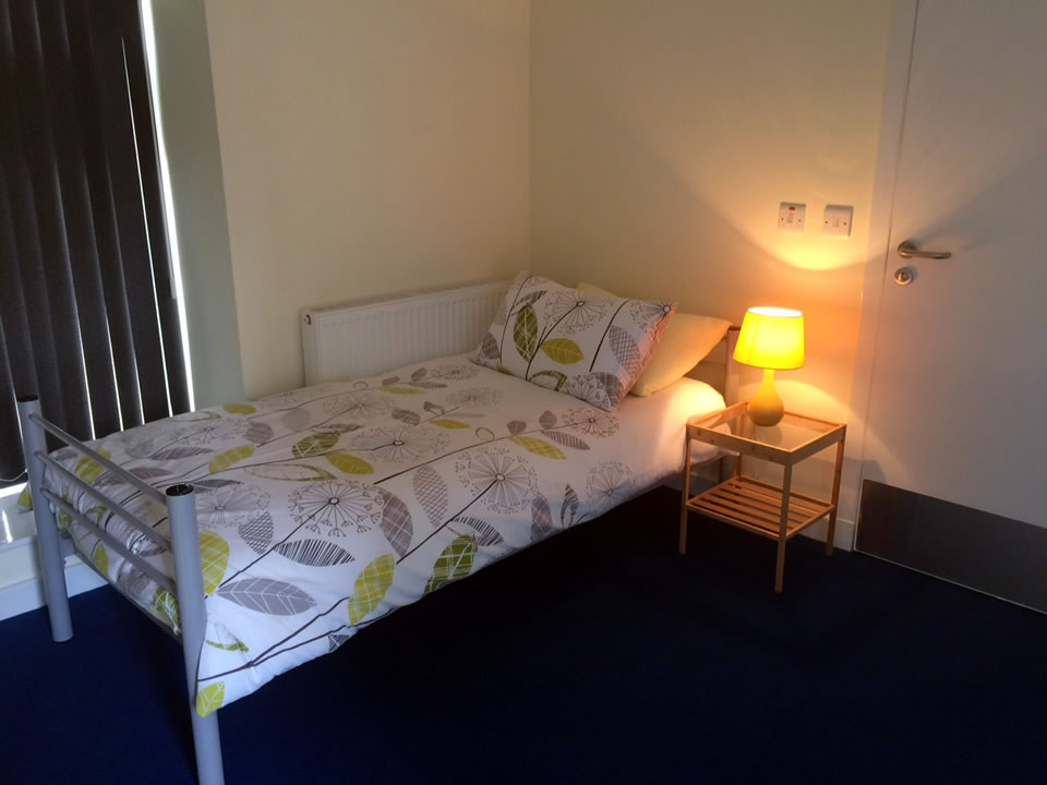 Bedroom 8: Pheasant's Roost – Sleeps 1 (Disabled Access –  Pet Friendly)