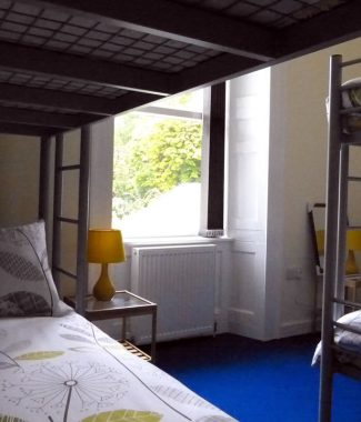 Bedroom 3: Dove Cote – Sleeps 4