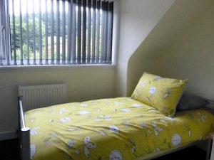 Bedroom 4: Squirrel's Drey – Sleeps 1