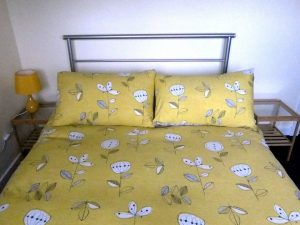 Bedroom 5: Eagle's Nest – Sleeps 2 (Double room)