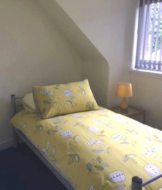 Bedroom 7: Fox's Lair – Sleeps 1